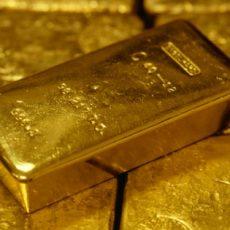 It's gold!