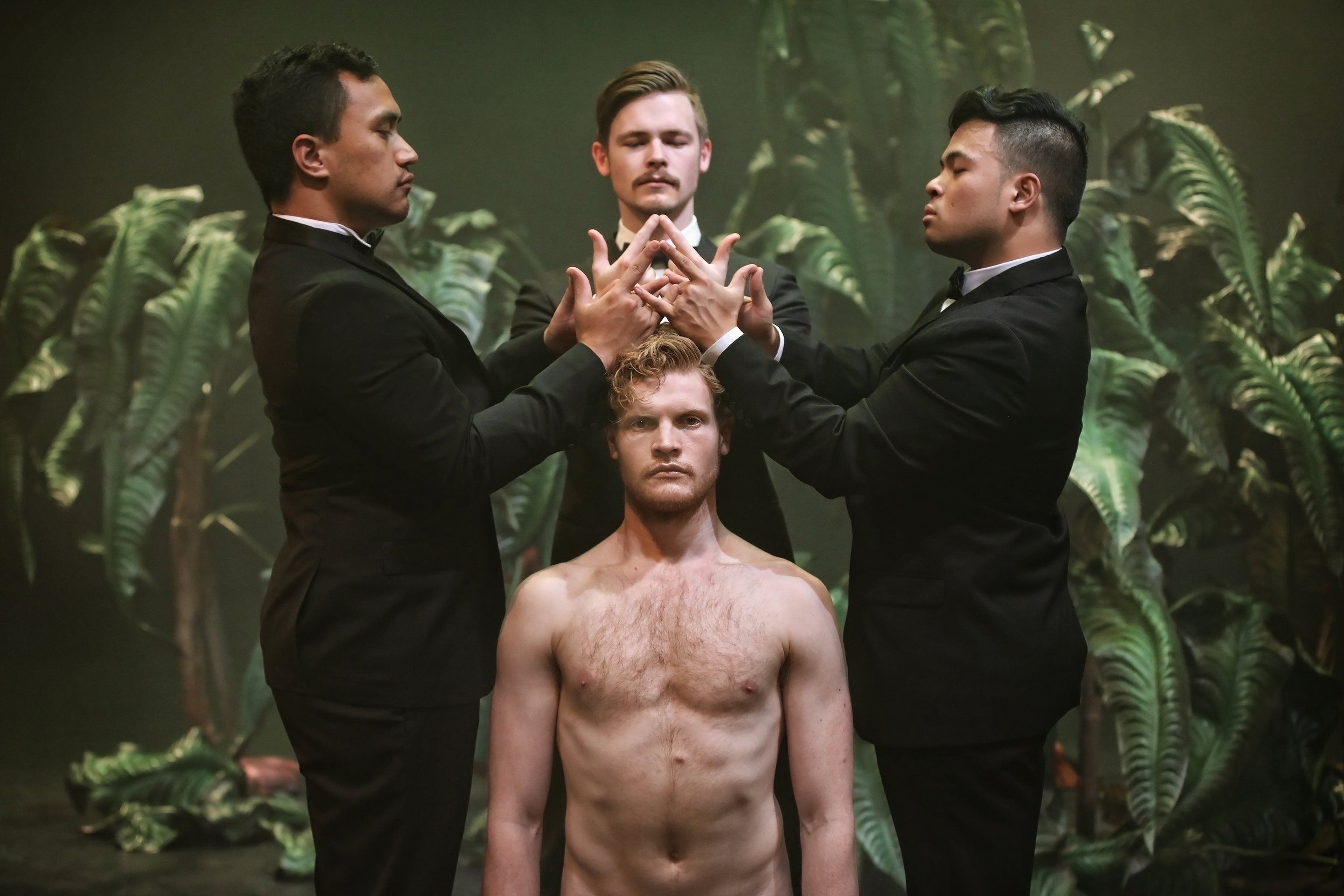 Shaun Parker Joins The DTF Club This Week To Promote KING Premiering On Feb 20th As Part Of Sydney Mardi Gras Festival