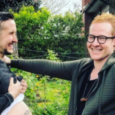 Interview: Trystan Reese – trans man who is pregnant