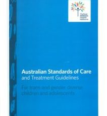 Michelle Telfer – Australian Standards of Treatment & Care for Trans Children & Adolescents