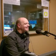 Playwright Anthony Weigh on Friday Drive