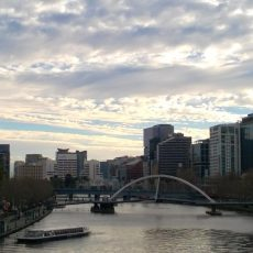 Back from hols in Melbourne