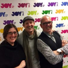 David & Sue return to Friday Drivetime with Todd McKenney as their special guest…