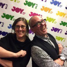 Showin' your love (and other emotions!) to David & Sue on their return to Friday drive… Your best PUNS and more…