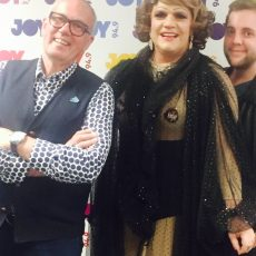 Dolly Diamond joins David and Brendan…for the Request Hour, to discuss all things Dolly and EQUALITY!