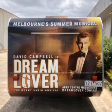 David & Pete talk to Hannah Fredericksen and Marina Prior from Dream Lover – The Bobby Darin Musical