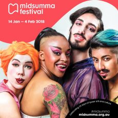 David and Sue's Everything You Need to Know for Midsumma 2018 – Part 2 with David Caldwell – Chair of Midsumma
