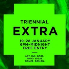 Triennial EXTRA – Over Ten Summer Nights, Melbourne's Largest Presentation Of Contemporary Art and Design