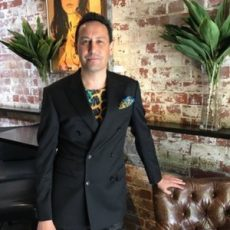 INTERVIEW: Jazz Singer Jono Francisco Who Performs Weekly at Tolarno Eating House in St Kilda