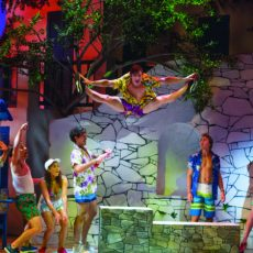 INTERVIEW: Natalie O'Donnell & Phillip Lowe from Mamma Mia – The Musical