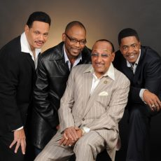 INTERVIEW: Clive Scott who is promoting The Four Tops in a Cabaret Dinner & Show from 5-8 December