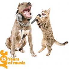 """REQUEST HOUR: It's the """"Songs about Dogs, Cats & Other Animals"""" Request Hour… #ListenNOW"""