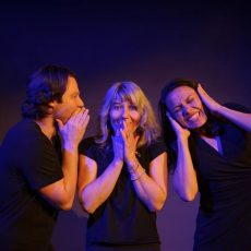 """INTERVIEW: Lucy Schmidt & Scott Jackson from Melbourne Playback Theatre on their two shows """"Little Big Surprise"""" & """"Little White Lies"""""""