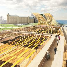 INTERVIEW: Jodie & Martin on the St Kilda Foreshore Land Art Generator Project Winning Entry