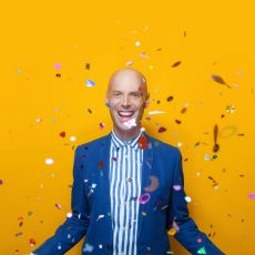 """INTERVIEW & LIVE PERFORMANCE: John O'Hara & Andrew Kroenert perform """"Born This Way"""" LIVE and talk about their Midsumma show #VAL"""
