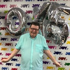 SPECIAL EVENT: JOY's Member No 1 John Oliver joins David & Sue for Friday Drive #ListenNOW