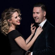 """INTERVIEW: Michael Griffiths & Amelia Ryan on their Midsumma Show """"Livvy & Pete: The Songs of Olivia Newton-John & Peter Allen"""""""