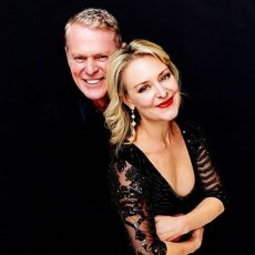 INTERVIEW: Michael Cormick on his show with Rachael Beck – On Broadway at Arts Centre on 11 Feb