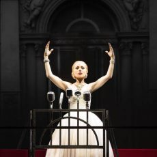 INTERVIEW: Kurt Kansley & Michael Falzon on EVITA which is at the State Theatre until 3 March