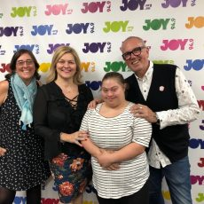 INTERVIEW: Tiziana & Crystal from 90 Secondi Restaurant in Brighton on Employing Young Adults with Down Syndrome #ListenNOW