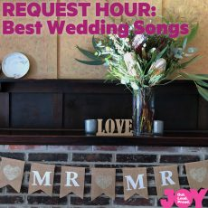 "REQUEST HOUR: It's the Will & Pete ""Best Wedding Songs"" Request Hour #ListenNOW"