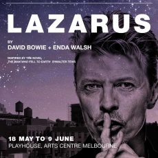 "INTERVIEW: Emily Milledge and Bailie Carson from the Production Company's ""Lazarus"" #ListenNow"