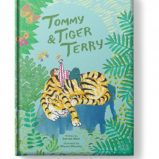 "INTERVIEW: Darren Mort on his book ""Tommy and Tiger Terry"" which launched on 1st June #ListenNow"