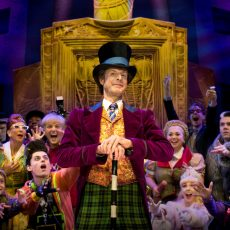 "INTERVIEW:  Jayde Westaby & Harrison Riley from ""Charlie and The Chocolate Factory"" #ListenNow"