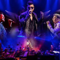 "INTERVIEW: Rob Mills on ""George Michael: Listen to your Heart"" at Arts Centre on 17 Oct #ListenNOW"