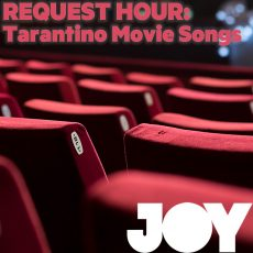 REQUEST HOUR: It's all about the Music from Tarantino Movies  #ListenNow