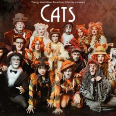 INTERVIEW: Matthew Casamento and Adeline Hunter from Young Australian Broadway Chorus on their production of Cats – Jan 17-25 at National Theatre #ListenNOW