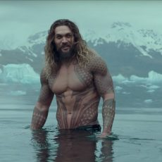 All Things Geek and Jason Mamoa Without A Shirt