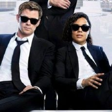 Ragnarockin' the Men In Black