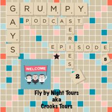 Series 2 Episode 5 Part 2: Fly by Night Tours – Quick Fire
