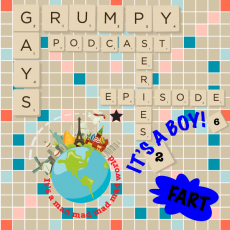 Series 2 Episode 6 Part 1: Welcome and Mad Mad Mad Mad World – A farting good time?
