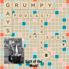 Series 2 Episode 7 Part Three: Eejit of the Week correction the collective noun of Eejits