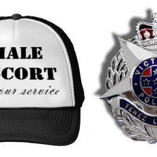 Male Escorts and the Victorian Police