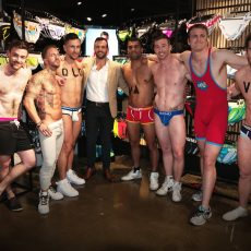 Hide and Seek EXTRA: Daily Jocks Store Official Opening