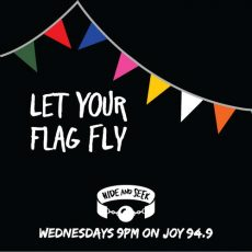 """1. """"Let Your Flag Fly"""" – The Hanky Code"""