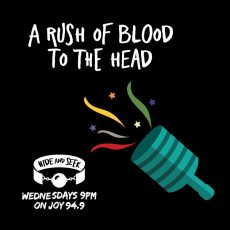 """15. """"A Rush of Blood To The Head"""" – Chemsex Part II"""