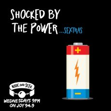 "28. SEXTRAS ""Shocked By The Power"" – Electrosex"