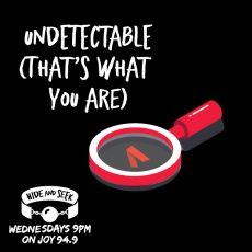 "35. ""Undetectable (That's What You Are)"" – U Equals U"
