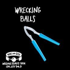 """40. """"Wrecking Balls"""" – CBT"""