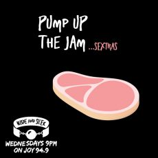 "39. SEXTRAS ""Pump Up The Jam"" – Performance and Image Enhancing Drugs"