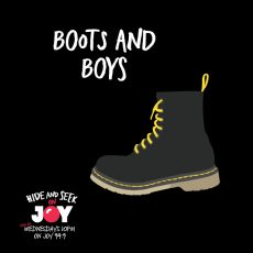 """60. """"Boots and Boys"""" – Boots and Feet Fetish"""