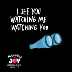 "56. SEXTRAS ""I See You Watching Me Watching You"" – Exhibitionism"