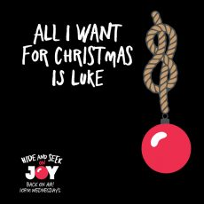 "65. ""All I Want For Christmas Is Luke"" – Bondage with Luke George"
