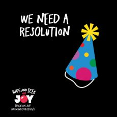 """66. """"We Need A Resolution"""" – Resolutions and Revelations"""