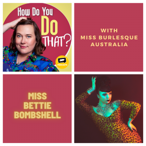 Miss Burlesque Australia, Miss Bettie Bombshell