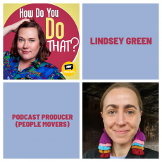 Lindsey Green: Podcasting
